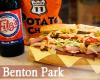 Benton Park Po-Boy